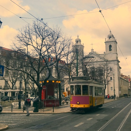 Cable Cars of Lisbon