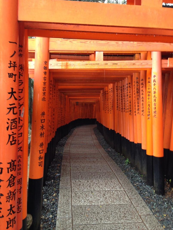 Fushimi Inari Shrine - Kyoto