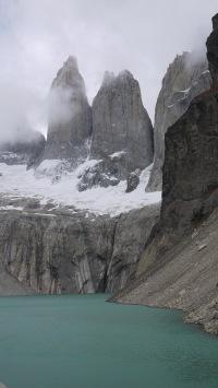 Los Cuernos in Torres del Paine National Park