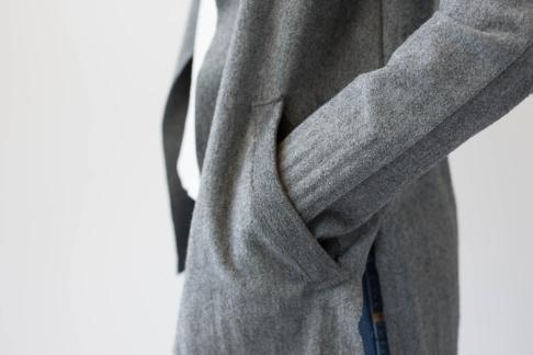 Edited Pocket Detail Wool JAcket