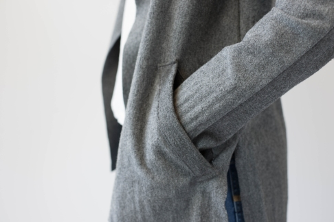 Edited Pocket Detail Wool JAcket